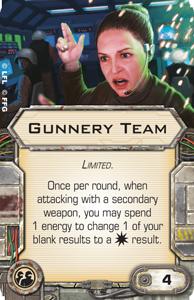 Gunnery-team