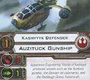 Kashyyyk Defender