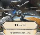 TIE/D