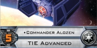 Commander Alozen