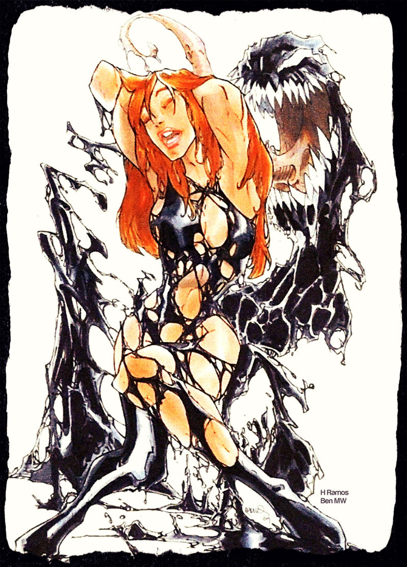 Image - Mary jane she venom by bencomics-d69c568.jpg | The ...