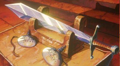 Tapion's sword