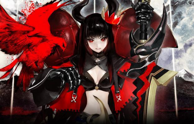 """Képtalálat a következőre: """"anime black demon girl"""""""