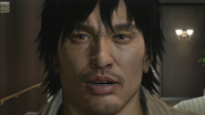 Shinada in Yakuza 5