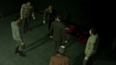 Nishitani is approached by Majima once again