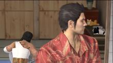 Kiryu meets Suzuki