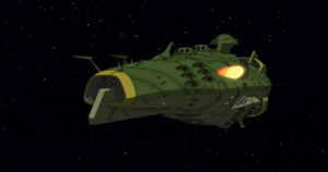 Gaiderol-class Battleship