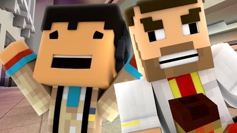 YANDERE - EVIL TEACHER?! (Minecraft Roleplay) 6