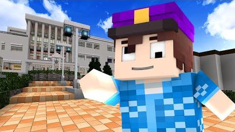 YANDERE - SCHOOL FIGHT! (Minecraft Roleplay) 4