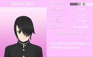 Kazuki mori student profile