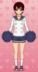 Male Cheerleading Uniform (Default-kun)