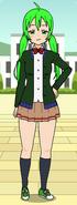 Yandere sim oc Anzu Hisakawa