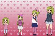 Tsubaki Timeline