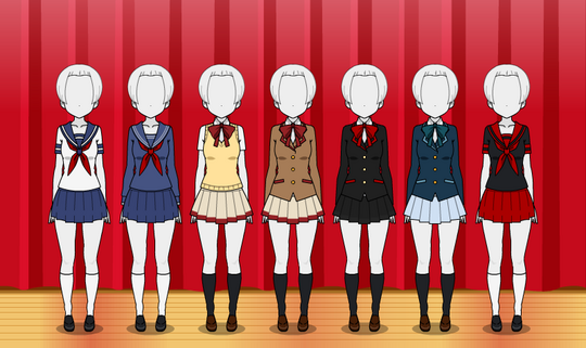 AkademiHighSchool FUniforms