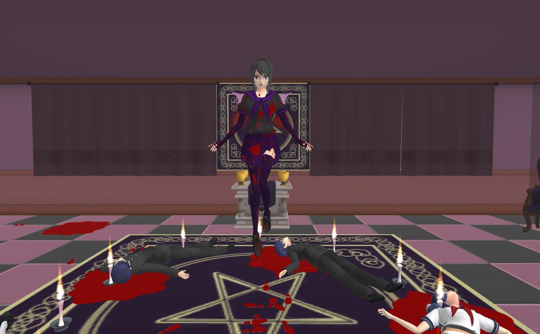 Image - Succubus mod.png | Yandere Simulator Fanon Wikia | Fandom ...