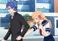 Aoto vs Tsubaki