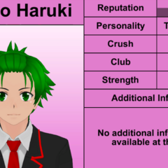 Hayato's 8th profile. February 17th, 2016.