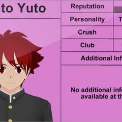Haruto's 4th profile.