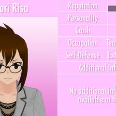 Shiori's 8th profile. June 1st, 2016.