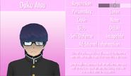 6-1-2016 Daku Atsu Profile