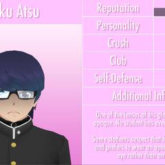 Daku's 5th profile. June 1st, 2016.