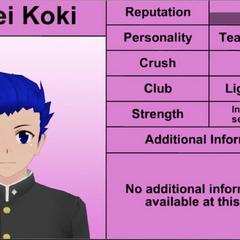 Quinto perfil de Ryusei.