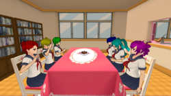 Cooking club may 7th 2016