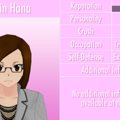 Karin's 8th profile. June 3rd, 2016 (text outline fixed).