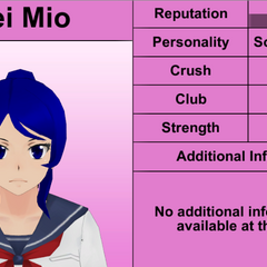 Oitavo perfil de Mei.