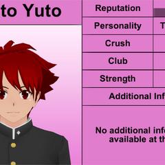 Haruto's 5th profile. December 3rd, 2015.
