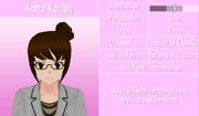 6-2-2016 Kaho Kanon Profile