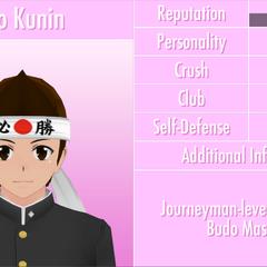 Sexto  perfil de Sho.