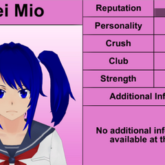 Mei's 5th profile.