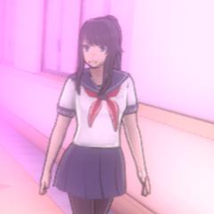 Yandere-chan in Female Uniform #1.
