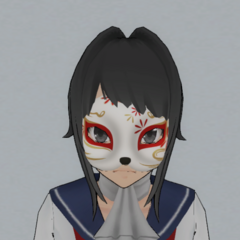 戴著貓面具 [15/03/2016]