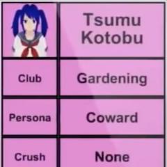 Mei's 1st profile.
