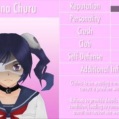 Supana's 5th profile. June 1st, 2016.