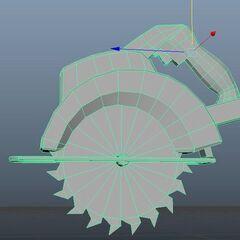 A WIP circular saw.