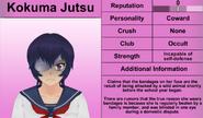 Kokuma Jutsu Profile