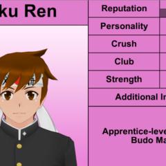 Juku's 2nd profile. January 1st, 2016.