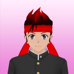 Ryuto's 3rd portrait. November 15th, 2015.