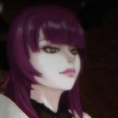 Dracula-chan在標題畫面