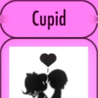 Challenges menu sprite art for Cupid.
