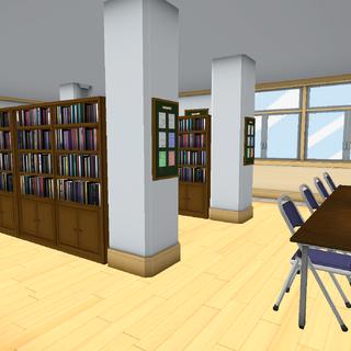 2016年3月31日版本的圖書館