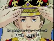 Crowning Erwin Josef