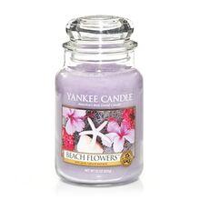 20150203 Beach Flowers Lrg Jar yankeecandle com