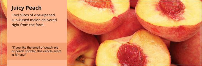 20150328 Juicy Peach Frag Fam Banner yankeecandle com