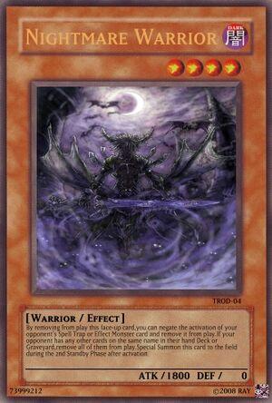 Nightmare Warrior