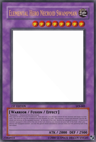 Necroid Swampman