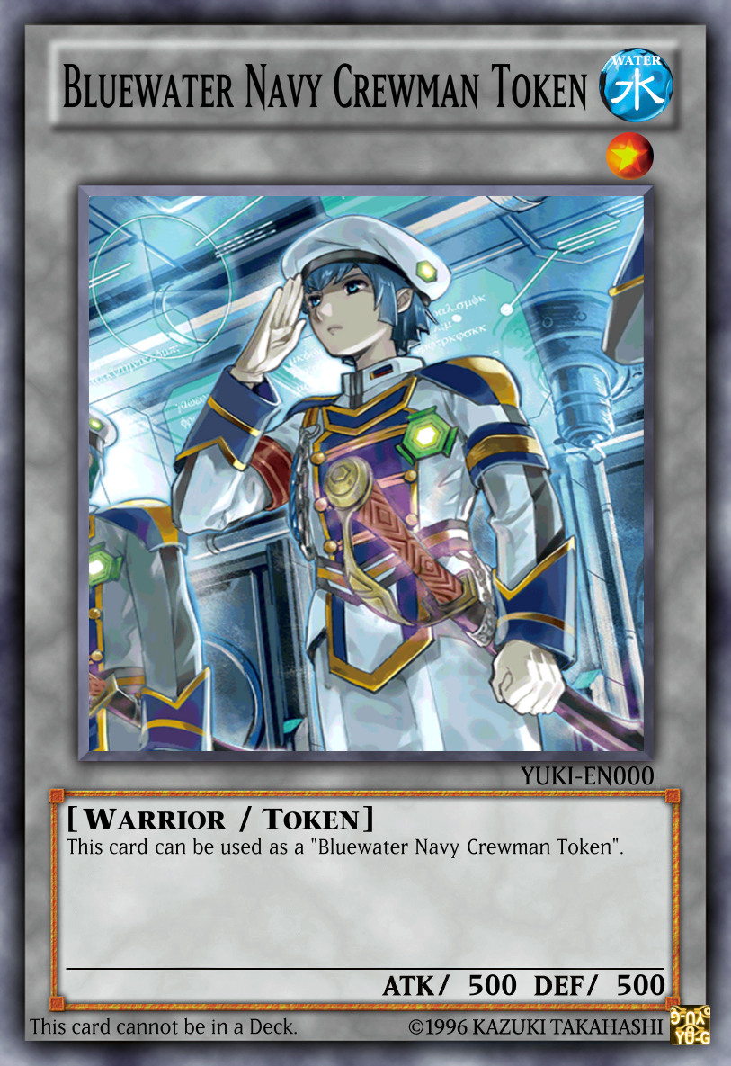 bluewater navy crewman token yu gi oh card maker wiki fandom
